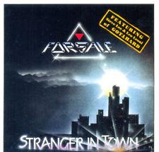 Forsale – Stranger In Town - CD