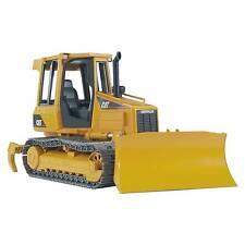 BRUDER Caterpillar Cat Track-type Tractor 02444