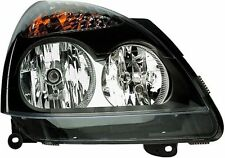 HELLA GENUINE OEM 1LB008461-561 RIGHT HEADLIGHT CLIO 2 01->04 (BLACK)