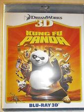 KUNG FU PANDA 3D FILM IN BLU-RAY NUOVO - INCELLOFANATO -  COMPRO FUMETTI SHOP