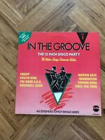 """Various Artists In The Groove Part 1 Star2228a 12"""" Vinyl LP Free UK Postage"""