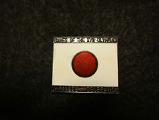 1960 ROME OLYMPIC PIN BADGE JAPAN NOC PINS