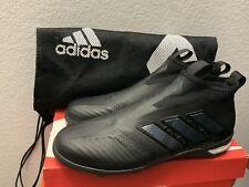 Adidas Mens Ace Tango Purecontrol Black BY1942 Size 10.5 Ultra Boost W   Dust Bag eaf947bc802