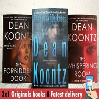 The eyes of darkness 🔥 and forbidden door by dean koontz [p-d-f] Fast deliver ✅