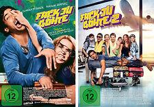 2 DVDs * FACK JU GÖHTE 1 + 2 IM SET  Elyas M'Barek - Fuck you Göthe # NEU OVP +
