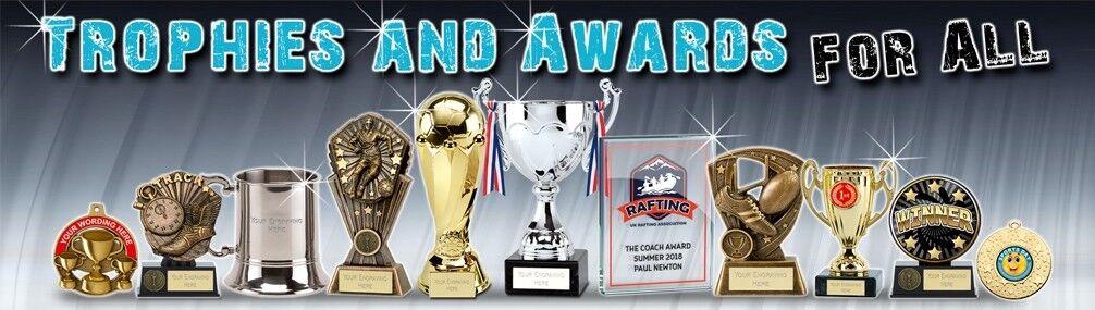 C2 Quality Nickel Plated Swatkins Endurance Cup Trophy Award *FREE ENGRAVING*