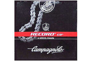 Campagnolo RECORD C9 Chain Fit Chorus, Centaur: 7, 8, 9 Speed: CN99-RE09
