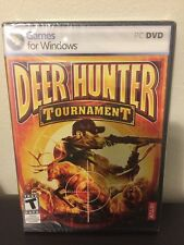 Brand New Factory Sealed Deer Hunter Tournament PC 2008