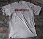 3 NEW University Chicago GSB Graduate School of Business Booth t-shirt L Large for sale