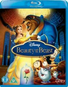 Beauty And The Beast (Blu-ray, Region Free) FAST FREE SAME DAY SHIPPING