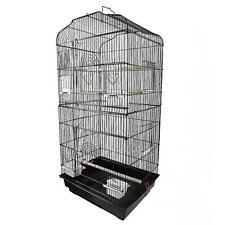 "37"" Bird Parrot Cage Canary Parakeet Cockatiel LoveBird Finch Bird Cages Us"