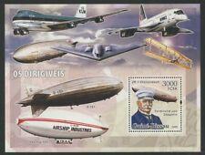 Guinea Bissau 2006 Zeppelins & Dirigibles S/S set NH