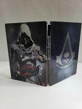 Assassin's Creed IV: Black Flag Steelbook Edition(Microsoft Xbox 360, 2013)