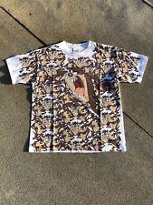 New listing Vtg 90's Looney Tunes Taz All Over Print Shirt - Xl