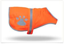 Petflect - Reflective Safety Dog Vest, Orange XS
