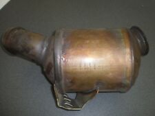 DIESEL PARTICULATE FILTER MERCEDES W204 W212 W218 4CYL CDi (2124902092)USED