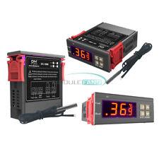 Stc 1000 Digital Temperature Controller Thermostat Thermistor Probe Dc12 72v
