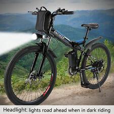8e279598a98a95 26 Zoll Alu Elektro Fahrrad E-MTB Klapprad Elektrofahrrad E-Bike  Mountainbike DE