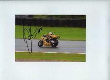 Leon Camier Bike Animal Honda BSB 2007 Signed 2