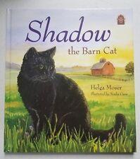 Shadow the Barn Cat (Helga Moser)
