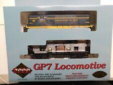 HO Scale - PROTO 2000 - Chesapeake & Ohio GP-7 Diesel Locomotive Train C&O #5707