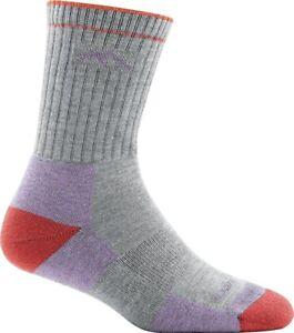 Darn Tough 266717 Women's Coolmax Micro Crew Cushion Sock Size Medium 7.5-9.5