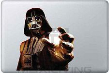 """Hülle Case Aufkleber Sticker Schutzfolie Apple Macbook 13"""" Retina  Darth Vader"""