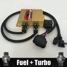 Fuel+Turbo VW Bora 1.9 TDI 110 CV Centralina Aggiuntiva Chip Tuning Box