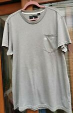 G Star Raw Mens Grey T-shirt Size XL In Great Condition