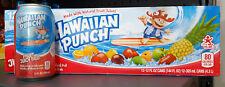 1 x Case of 12 355ml Hawaiian Punch Fruit Juicy Red Soda - USA