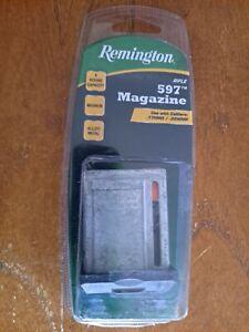 Remington Model 597 .17 HMR & .22 WMR Rifle Magazine, New, 8 Round, Magnum