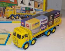Camions de livraison miniatures en plastique 1:50