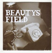(GL462) Beautys Field, What Kind of Love is This? - 2015 DJ CD