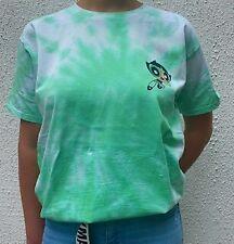 Power Puff Girls BUTTERCUP Tie Dye T Shirt