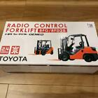 Toyota Forklift Geneo Novelty 1/20 SCALE Radio control From Japan