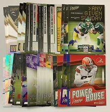 2021 Panini Prestige NFL Football Various Single Insert Card You Choose Pick PYC
