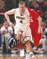 Purdue Boilmakers ROBBIE HUMMEL Signed Autographed Basketball 8x10 Photo COA