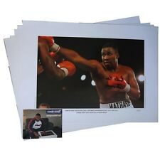 Tim Witherspoon – 5 signed prints – wholesale offer