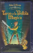 TARON E LA PENTOLA MAGICA - VHS (NUOVA SIGILLATA)