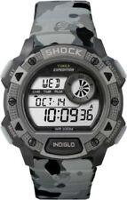 Relojes de pulsera Timex de goma Cronógrafo