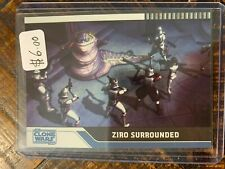 2008 Topps Star Wars Clone Wars Parallel Foil Card #83 064/205