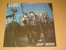 """GARY MOORE """"G-Force""""    press SNC Records Russia VERY RARE lp NM"""