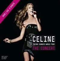 Dion, Céline Dion - Taking Chances World Tour The Neuf DVD & CD Digi Pack