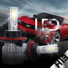 XENTEC LED HID Headlight Conversion kit H13 9008 6000K 2011-2015 Chevrolet Cruze