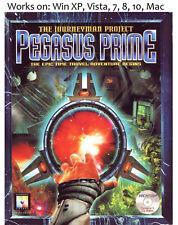 The Journeyman Project: Pegasus Prime PC Mac Game