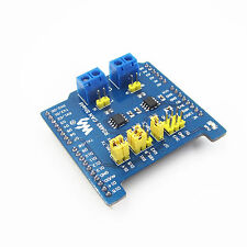 RS485 CAN Shield MAX3485 SN65HVD230 Designed NUCLEO XNUCLEO Arduino Boards