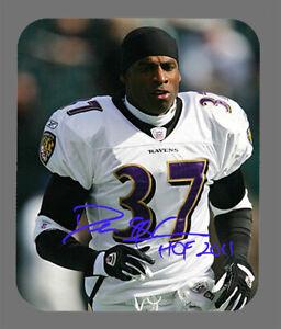 Deion Sanders Baltimore Ravens Facsimile Autographed Mouse Pad Item#7020