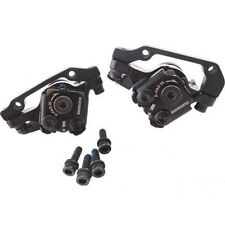 New Shimano Tourney BR- TX805 Mechanical Disc Brake Calipers set upgraded BRM375