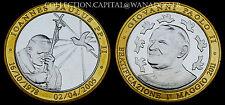 Jean Paul II Béatification du 1 Mai 2011 Serviteur de Dieu Médaille bronze doré