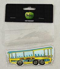 Collectable BEATLES Magical Mystery Tour Car/Fridge Magnet Metal/Rubber Official